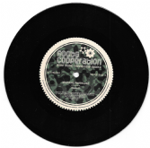 **DECEMBER POLL WINNER** Macka B - Muzikal Warriahz / Jah B - Dub Warriahz (Roots Cooperation) 7""